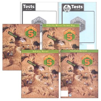 Science 5 Home School Kit 4th Edition (updated)