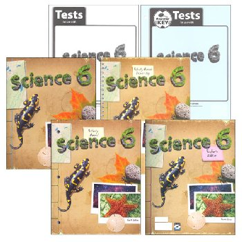 Science 6 Home School Kit 4th Edtn (updated)