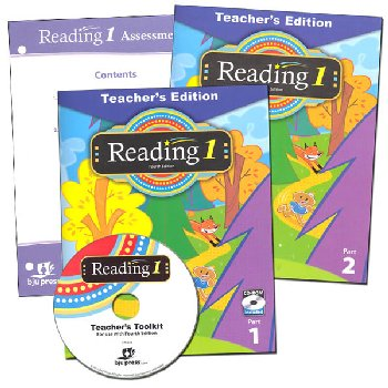 Reading 1 Teacher Edition with CD 4th Edition (copyright update)