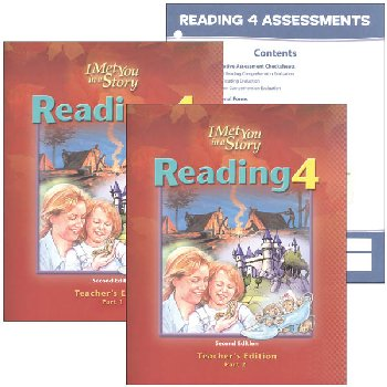 Reading 4 Teacher's Edition 2nd Edition (copyright update)
