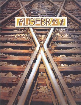 Algebra 2 Student Text 3rd Edition