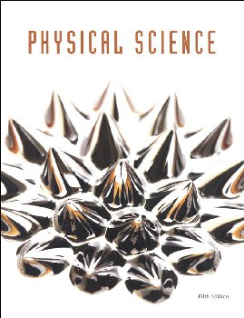 Physical Science Student Worktext 5th Edition