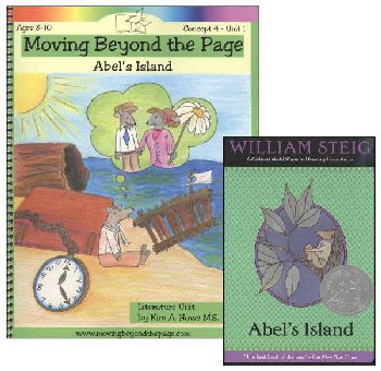 Abel's Island Literature Unit Package