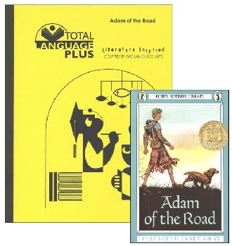 Adam of the Road Study Guide and Book