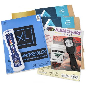 ARTistic Pursuits K-3 Volume 4 Art Supply Bundle