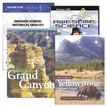 Awesome Science: Historical Geology Package