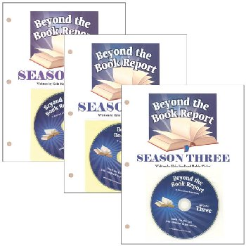 Beyond the Book Report Package (Set of 3 Seasons)