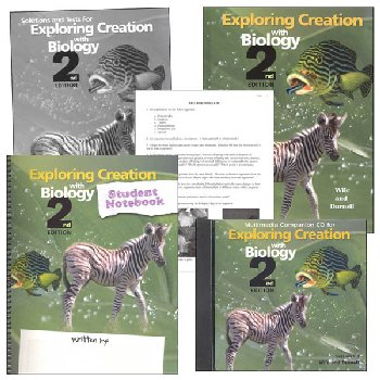 Exploring Creation with Biology Upgrade Set