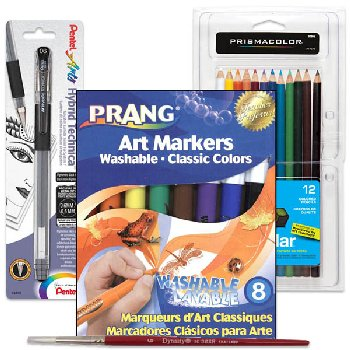 Classical Approach to Art History Part 1 Art Supply Package