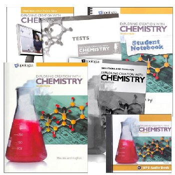 Exploring Creation with Chemistry Deluxe Set