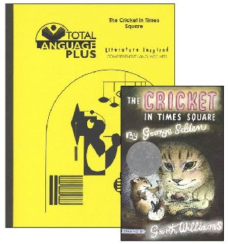 Cricket in Times Square TLP Guide and Book