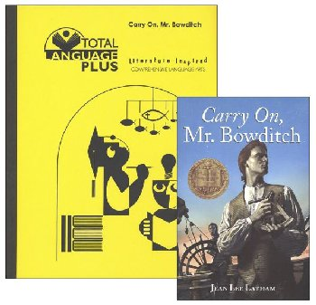 Carry On, Mr. Bowditch Study Guide & Book