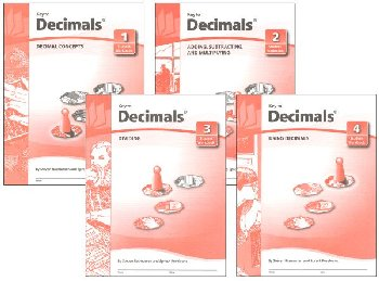 Key to Decimals complete set workbooks only