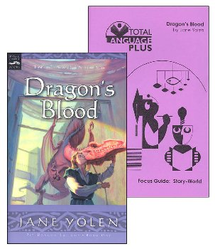 Dragon's Blood Total Lang Plus Guide & Book