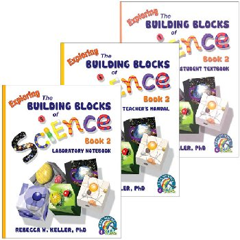Exploring the Building Blocks of Science Book 2 Bundle (Hardcover)