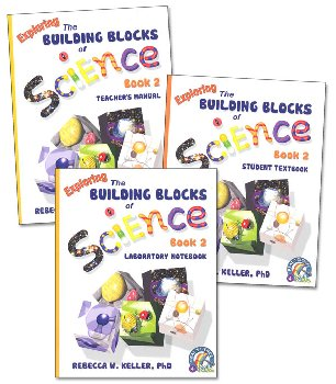 Exploring the Building Blocks of Science Book 2 Bundle (Softcover)