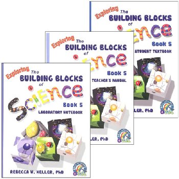 Expl Bldng Blocks of Science Bk 5 Bundle(H/C)