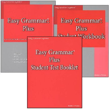 Easy Grammar Plus Set