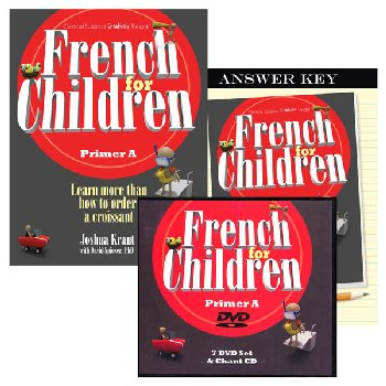 French for Children Primer A Package