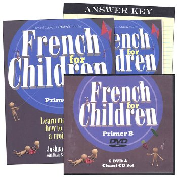French for Children Primer B Package