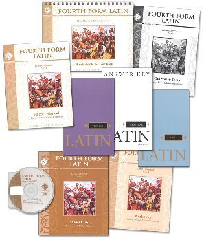 Fourth Form Latin & Henle 1 Text Set