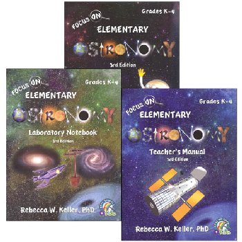 Focus On Astronomy Elementary Package (H/C)