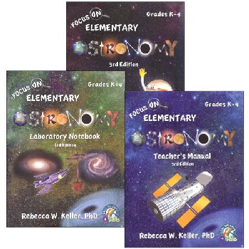 Focus On Astronomy Elementary Package (S/C)