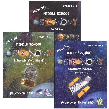 Focus On Astronomy Middle School Package(H/C)