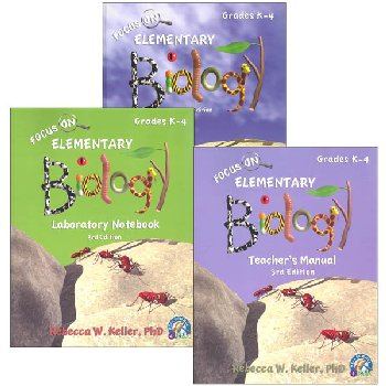 Focus On Biology Elementary Package (H/C)