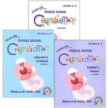 Focus On Chemistry Middle School Package (Softcover)