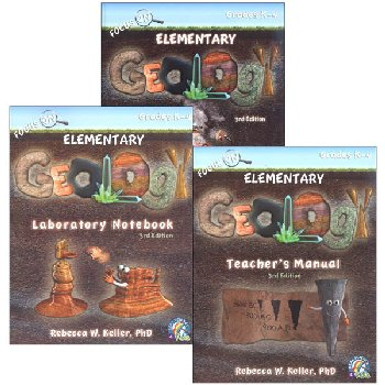 Focus On Geology Elementary Package (h/c)