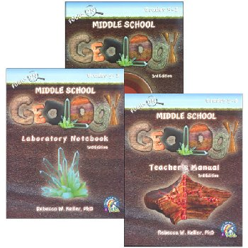 Focus On Geology Middle School Package (h/c)