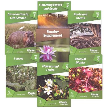God's Design for Life for Beginners - Plants Set