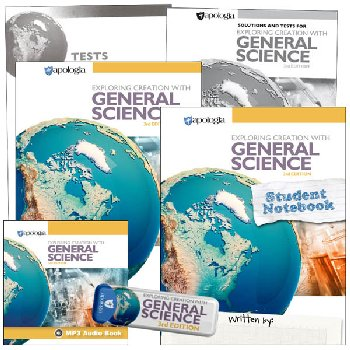 Exploring Creation with General Science 3rd Edition Deluxe Set