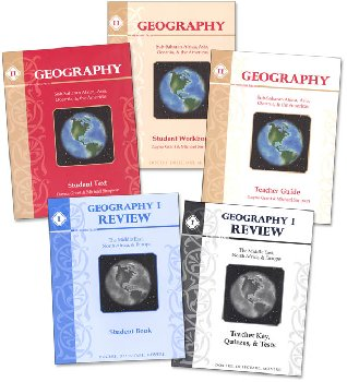 Memoria Press Geography II Complete Set
