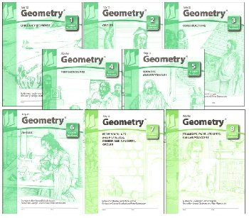 Key to Geometry complete set workbooks only