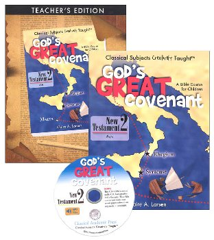 God's Great Covenant: New Testament 2 Program