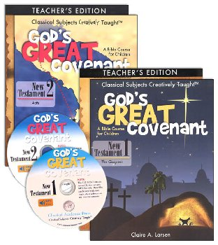 God's Great Covenant: New Testament Complete