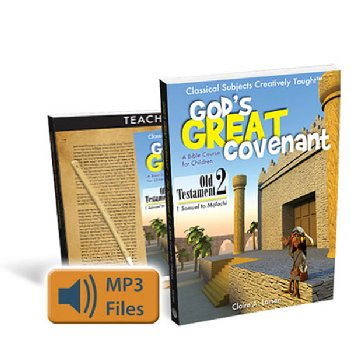 God's Great Covenant: Old Testament 2 Program