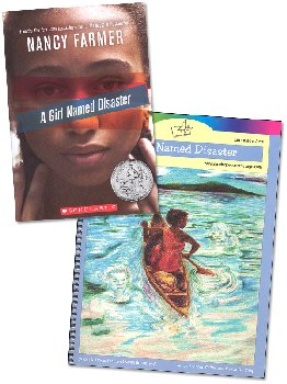 Girl Named Disaster Literature Unit Package