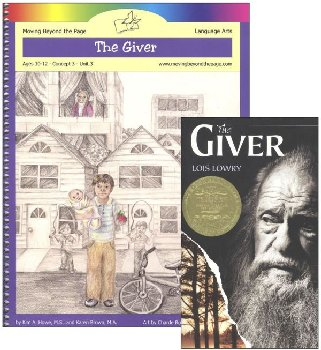 Giver Literature Unit Package