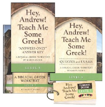 "Hey, Andrew! Level 3 ""Short"" Set"