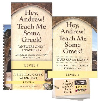 "Hey, Andrew! Level 4 ""Short"" Set"