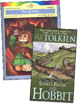 Hobbit Literature Unit Package