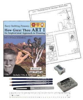 How Great Thou Art Book I with Supplies