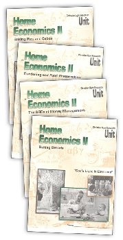 Home Economics II Package