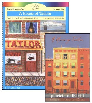 House of Tailors Literature Unit Package