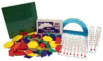 Horizons Grade 4-5 Add-On Manipulative Kit