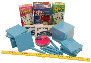 Horizons Grade K-1 Add-On Manipulative Kit