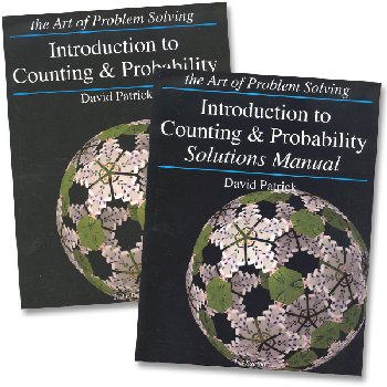 Art of Problem Solving Introduction to Counting and Probability Set
